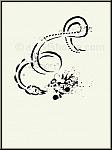 Marc Chagall: Ève maudite par Dieu, Lithographie originale Bible 1960