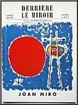 Joan Miro, 1948: Derrière le miroir (DLM) 14-15, Tzara/DADA, 1948