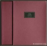 Antoni Tapies, 1974: Derriere le miroir DLM 210 Édition de tête signée
