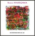 Shoichi Hasegawa: L'oeuvre gravé, Catalogue raisonné 1962 - 1987