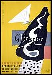 Georges Braque: Berggruen & Cie, 1953, Braque Graveur, Lithographie