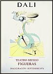 Salvador Dali: Dan, Les Douze Tribus d'Israël, Teatro Museo Figueras