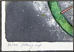 Bernhard Jaeger: « Le rideau se lève » Monocycle, Lithographie signée