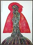 Bernhard Jaeger: « La star » 1971, Lithographie originale signée