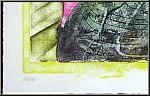 Bernhard Jaeger: « Batman » 1969, Lithographie originale signée