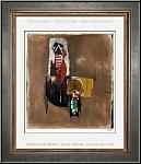 Johnny Friedlaender: Le prodige 1983, gravure à l'eau-forte et aquatinte, signée - ½uvre graphique | estampes